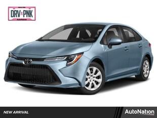 2020 Toyota Corolla LE 4dr Car