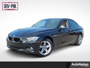 2015 BMW 3 Series 328i 4dr Car