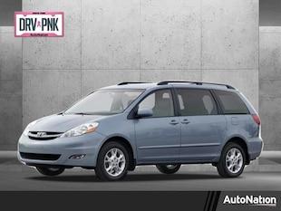 2008 Toyota Sienna XLE Ltd Mini-van Passenger
