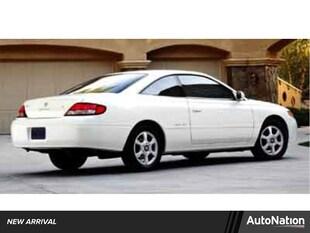 2001 Toyota Solara SE 2dr Car