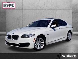 2014 BMW 5 Series 528i 4dr Car