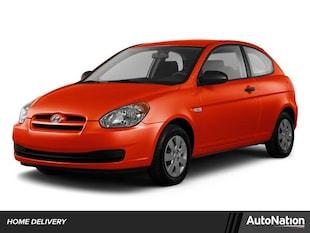 2010 Hyundai Accent GS 2dr Car