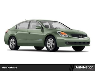 2008 Nissan Altima 4dr Car