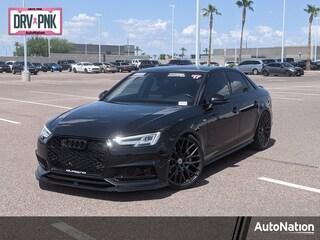 Used 2017 Audi A4 Premium Plus 4dr Car