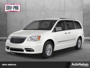 2011 Chrysler Town & Country Touring-L Mini-van Passenger
