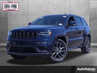 2018 Jeep Grand Cherokee High Altitude Sport Utility