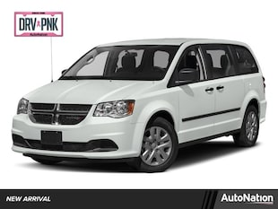 2017 Dodge Grand Caravan SXT Mini-van Passenger