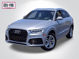 2018 Audi Q3 Premium Plus Sport Utility