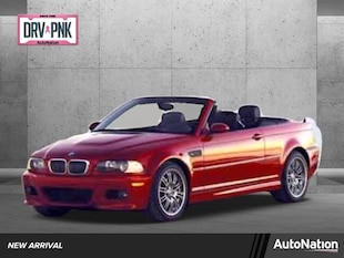 2004 BMW 3 Series M3 2dr Car