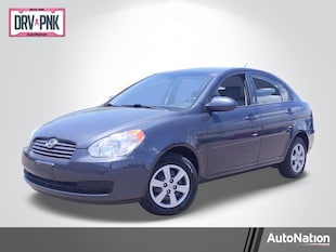 2008 Hyundai Accent GLS 4dr Car