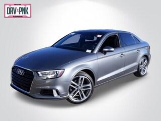 Used 2018 Audi A3 Sedan Premium 4dr Car
