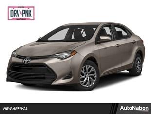 2017 Toyota Corolla LE 4dr Car