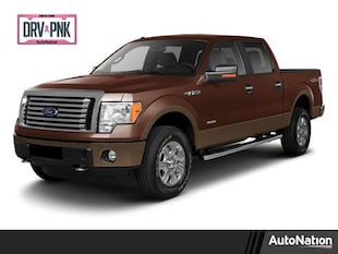 2012 Ford F-150 King Ranch Crew Cab Pickup