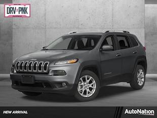 2016 Jeep Cherokee Altitude Sport Utility