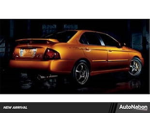 2006 Nissan Sentra SE-R Spec V 4dr Car