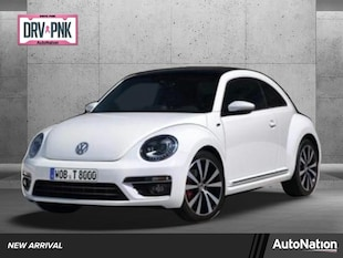 2014 Volkswagen Beetle Coupe 2.0T Turbo R-Line 2dr Car