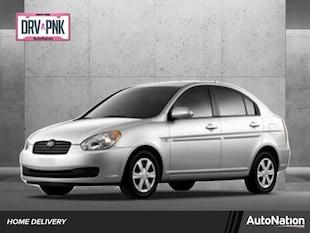 2007 Hyundai Accent GLS 4dr Car