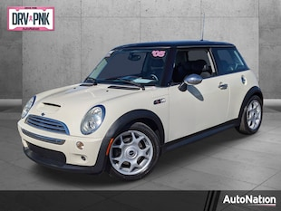 2005 MINI Hardtop S 2dr Car