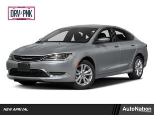 2016 Chrysler 200 Limited 4dr Car