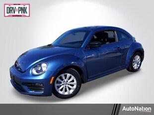 2018 Volkswagen Beetle S 2dr Car
