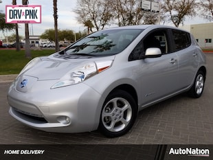 2013 Nissan Leaf SV 4dr Car