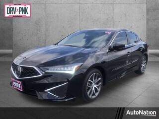 Used 2020 Acura ILX w/Premium Pkg 4dr Car