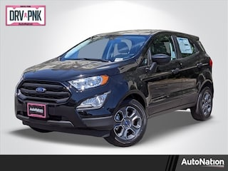 New 2020 Ford EcoSport S SUV for sale