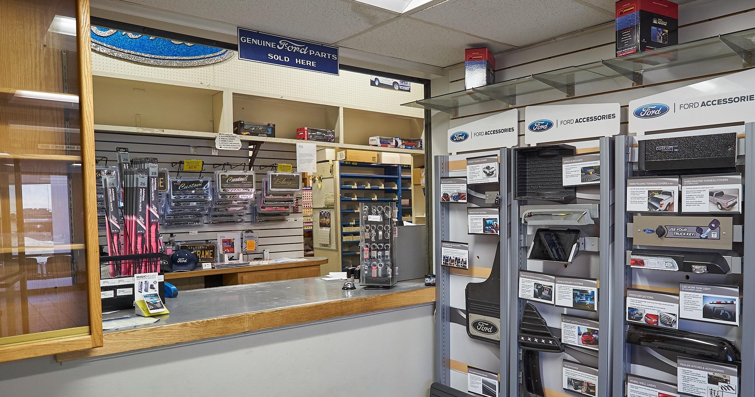 Ford parts accessories for sale in valencia ca