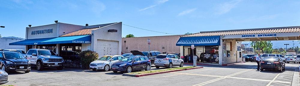 Ford service center near me valencia ca autonation ford for Ford motors service center