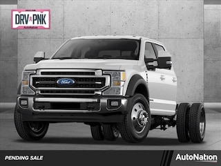 2021 Ford F-450 Chassis XL Truck Crew Cab