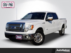 2011 Ford F-150 Lariat Truck SuperCrew Cab