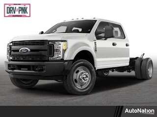 2019 Ford F-450 Chassis XL Crew Cab Chassis-Cab
