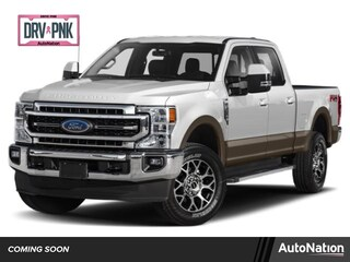 New 2021 Ford F-350 Lariat Truck Crew Cab for sale in Valencia