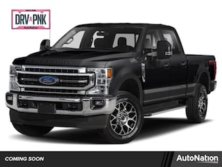 New 2021 Ford F-250 Lariat Truck Crew Cab for sale in Valencia