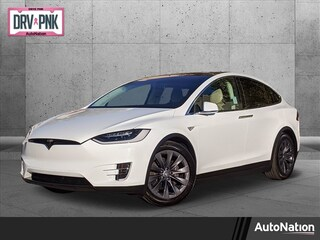 Used Tesla Model X Santa Clarita Ca