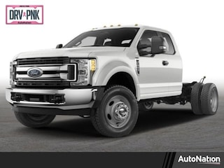 2019 Ford F-550 Chassis XL Regular Cab Chassis-Cab