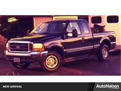 2000 Ford F-250 XLT Truck Crew Cab