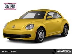 2012 Volkswagen Beetle 2.5L w/PZEV Hatchback