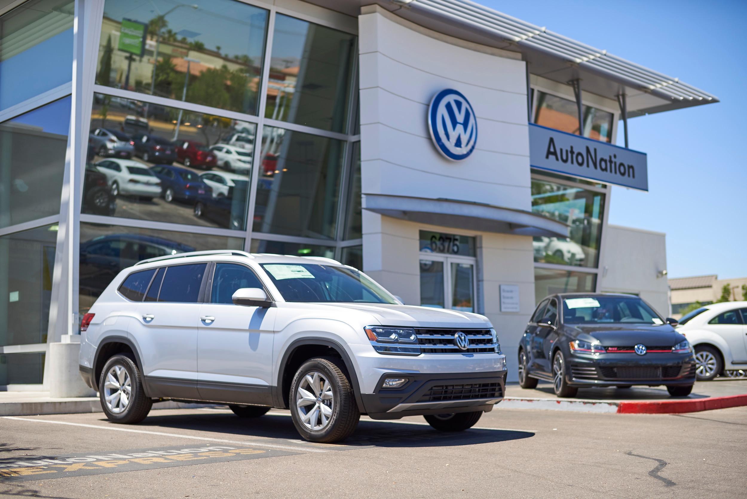 Las Vegas Volkswagen Dealer Autonation Volkswagen Las Vegas