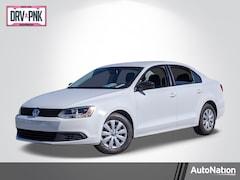 2013 Volkswagen Jetta 2.0L S Sedan