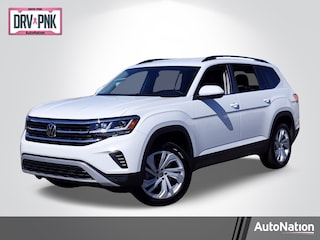 2021 Volkswagen Atlas 3.6L V6 SE w/Technology 4MOTION SUV
