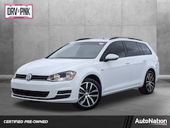 2016 Volkswagen Golf SportWagen TSI Limited Edition Wagon