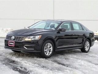 2017 Volkswagen Passat 1.8T S Sedan