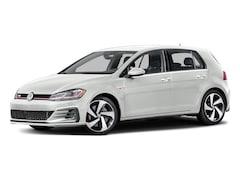 2018 Volkswagen Golf GTI Autobahn Hatchback