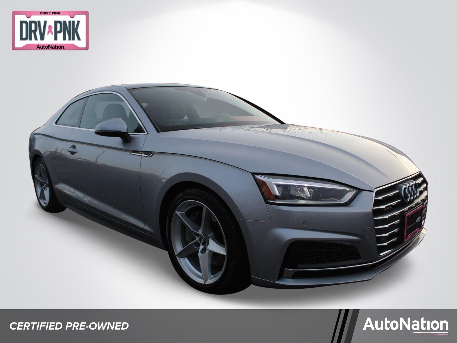 2019 Audi A5 2.0T Premium Plus Coupe