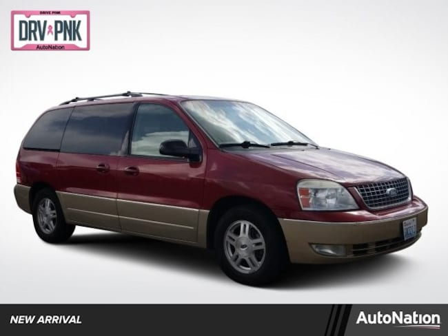 2004 Ford Freestar Limited Standard Wagon