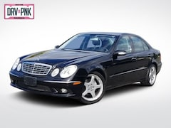 2005 Mercedes-Benz E-Class Sedan