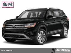 2021 Volkswagen Atlas 3.6L V6 SE w/Technology 4MOTION SUV