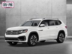 2021 Volkswagen Atlas 3.6L V6 SE w/Technology R-Line 4MOTION (2021.5) SUV
