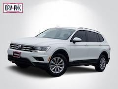 2020 Volkswagen Tiguan 2.0T S 4MOTION SUV